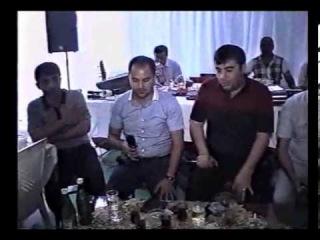 Resad Dagli Mehman Ehmedli Vasif Huseyn - Mende bir qafiye var vermirem uz vurmaginen [2013][Kurdemir Toyu]