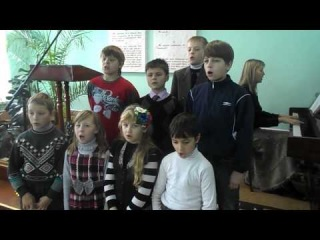 ������� ��� ������� ������������ ��� Christian Children's Choir