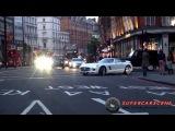 Audi R8 V10 Spyder POWERSLIDE + Supercars Accelerating!