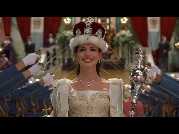 O Diário da Princesa 2001 Dublado 1080p (Comédia / Aventura / Romance - Replay Filmes 2