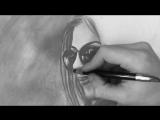 Портрет карандашом. Варга М.М