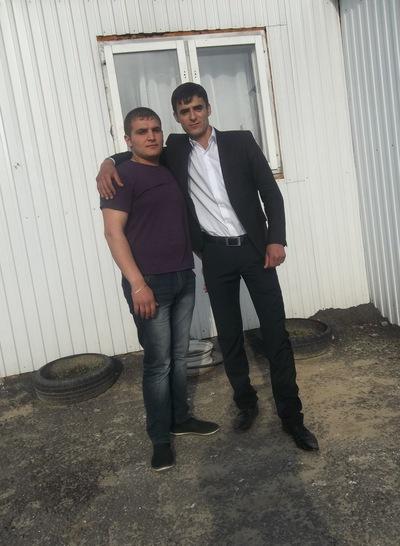 Рагим Ахмедов, 2 октября 1989, Нефтеюганск, id224307272