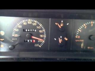 Seat Malaga SXI 1990 -- 200km/h--