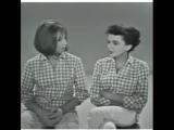 Barbra Streisand &amp Judy Garland