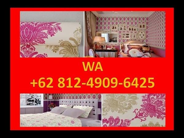 PALING MURAH!!, WA 62 812-4909-6425, Stiker Dinding Kamar