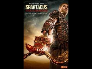 Спартак: Война проклятых: Братья по крови (3 сезон 5 серия)