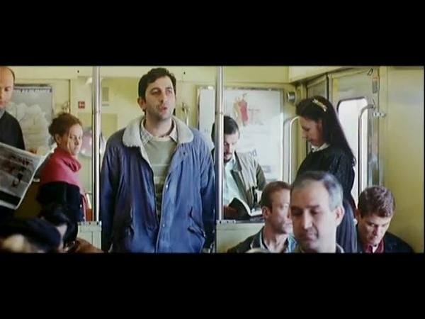 La belle verte le métro scène censurée