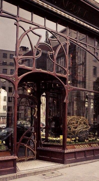 Art nouveau in Belgium
