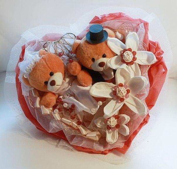 Как сделать букет из мягких игрушек своими