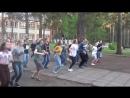 массовый танец