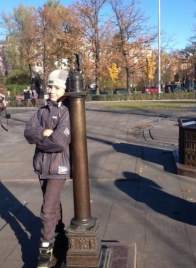 Никита Велиев, 9 октября , Санкт-Петербург, id204289121