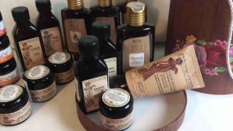 Styx Naturcosmetc косметические средства и масла из натуральных природных компонентов.