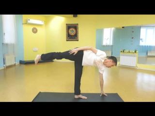 Приглашение на Прана йогу от Валерия Иванова