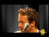 Damien Rice Coconut Skins (live)