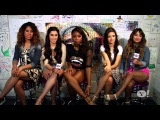 (HD) Fifth Harmony - Yahoo Music Exclusive Interview