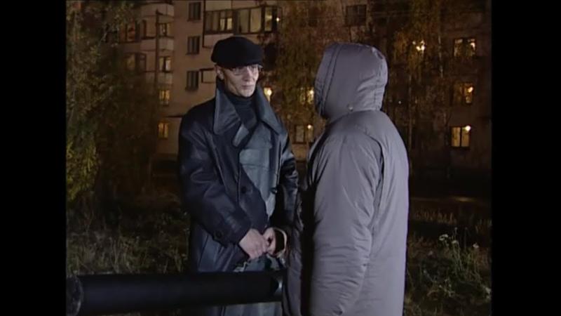 Бандитский Петербург: Барон - Череп ставит задачу Ващанову.
