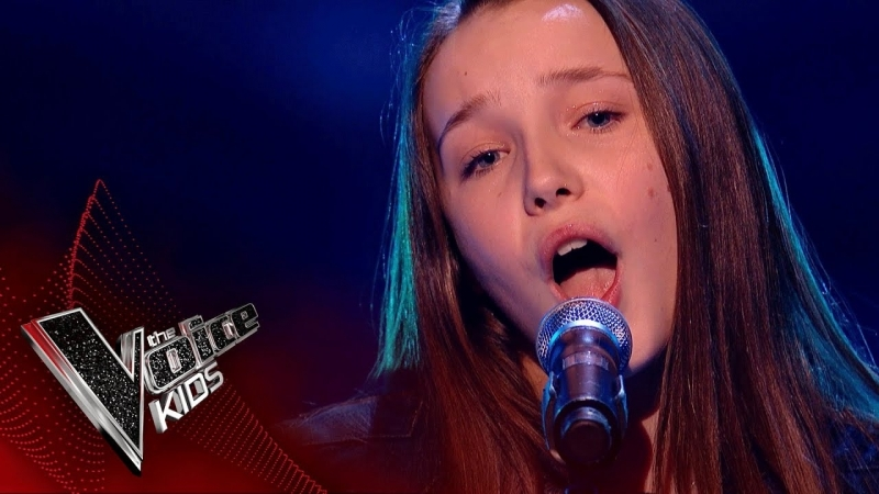 Lucy - Moon River (The Voice Kids UK 2018)