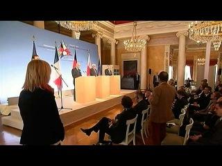 Европа призвала Киев вернуться к соглашениям от 21 февраля, подписанным с её же участием - Первый канал