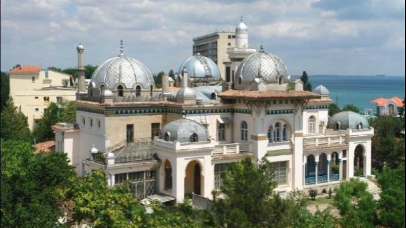 Дача Стамболи – восточный дворец, который покинула принцесса