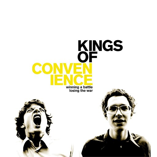 Kings Of Convenience альбом Winning A Battle, Losing The War