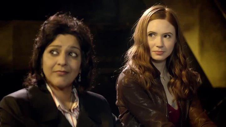 Доктор Кто 5 сезон 9 серия Холодная кровь смотреть онлайн без регистрации