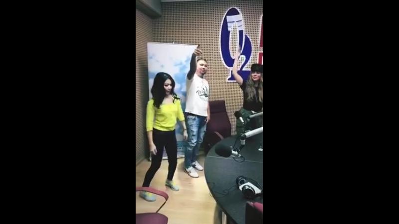 Анна Седакова на Русском Радио Азия 2