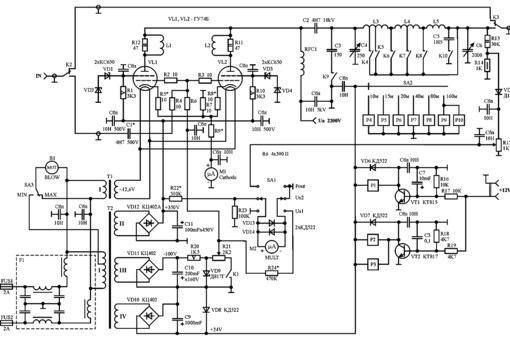 1 кВт на двух ГУ-74Б.