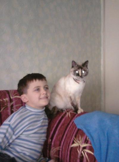 Денис Неверный, 12 июня 1999, Волгоград, id219123063