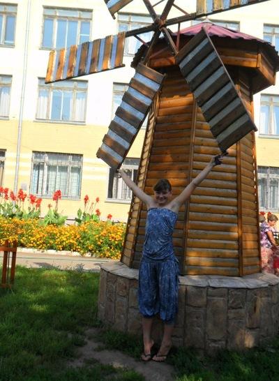 Анастасия Осадчая, 28 июня 1998, Орел, id177845840