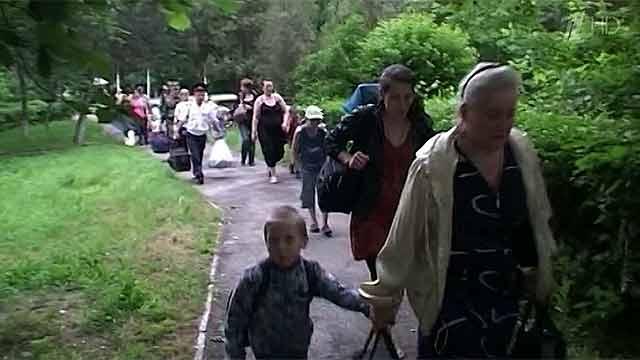 Режим ЧС введен Ростовской области из-за наплыва беженцев с Украины