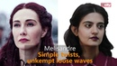 Game of Thrones hairstyle tutorial Part 4: Margaery Tyrell Melisandre