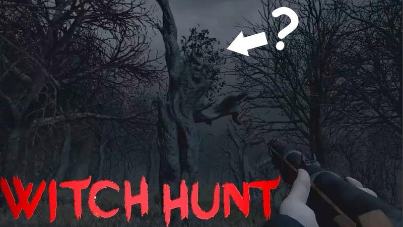 ОХОТА НА ВЕДЬМУ И ДЕРЕВО ВСТРЕТИЛИ ДЕРЕВО Witch Hunt Прохождение witch hunt gameplay 3