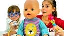 Осмотр Беби Бон Эмили - Видео для девочек с Беби Бонами.