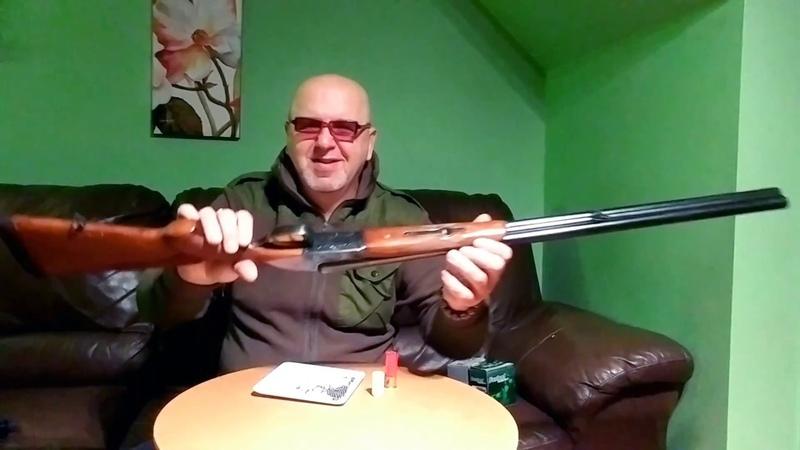 Canada Покупка охотничьего двухствольного ружья Иж 58 IJ 18 стальная дробь