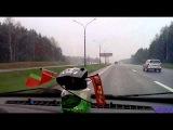 На главных въездах в Минск заработали камеры скорости