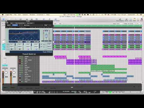 Damirichi Как создать супер бочку (kick) для танцевального трека. Logic pro 9.