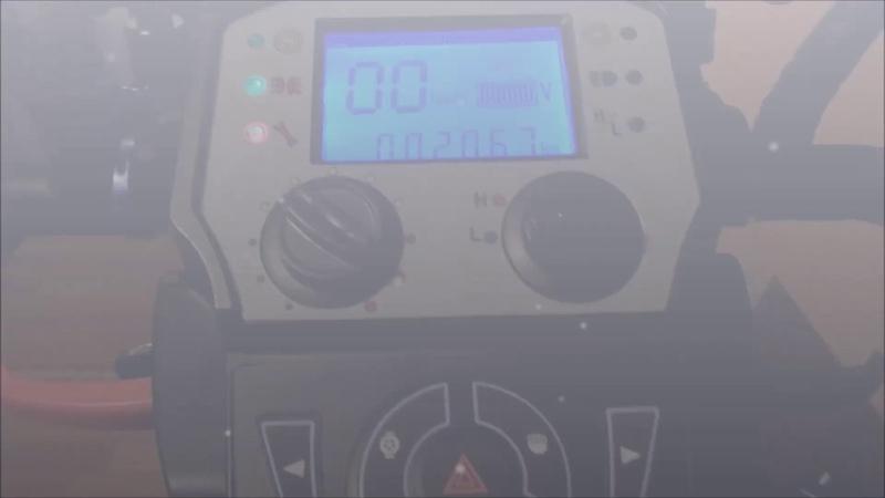 Ошибка, токи контроллера S-Drive 120A (МТ-85М) ч.1. Скутеры для инвалидов. Mobility scooter.