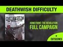 Homefront The Revolution - Full Campaign With Cutscenes - Deathwish Difficulty [No Commentary]