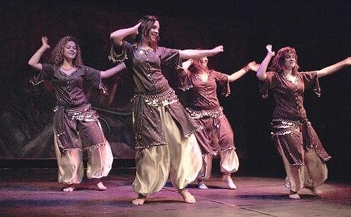 Naima Akef Egyptian BellyDancer : египетские танцы