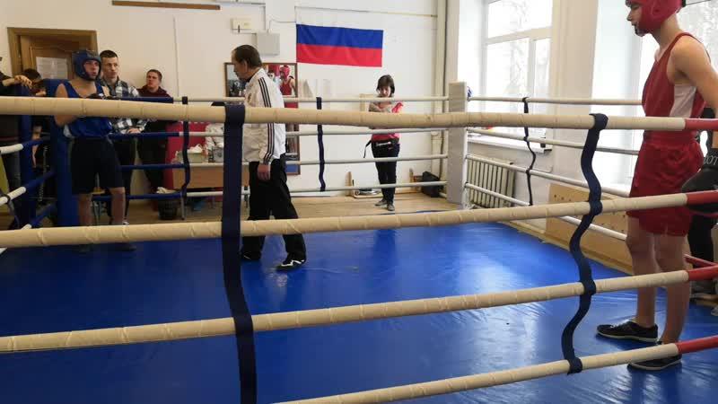 Побединский - Криницын 16.03.2019