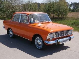 Завод АЗЛК автомобиль Москвич 412, 1986 г