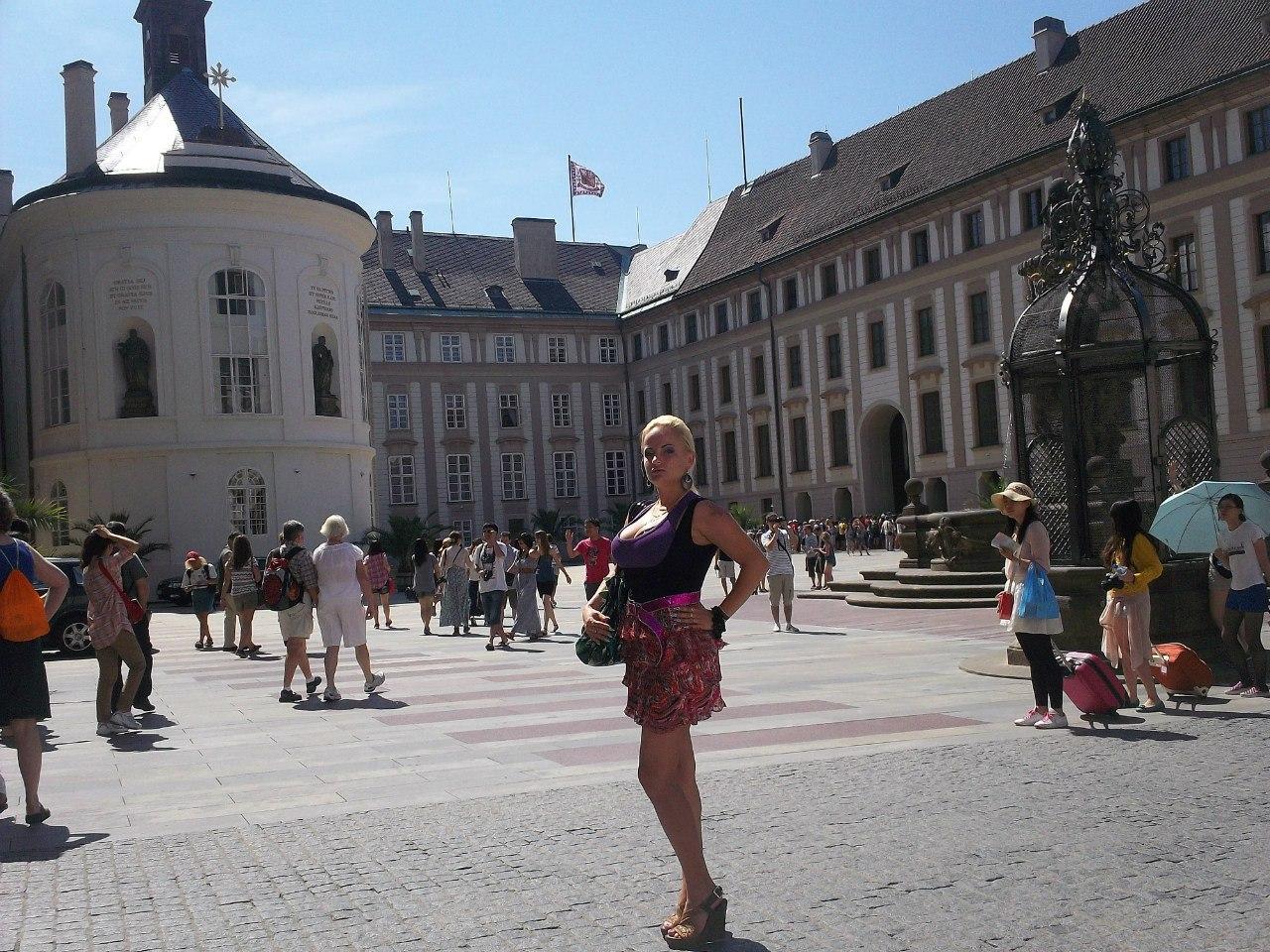 Елена Руденко ( Valteya ) . Чехия. Прага. Лето 2012. -byNyr3xKmM