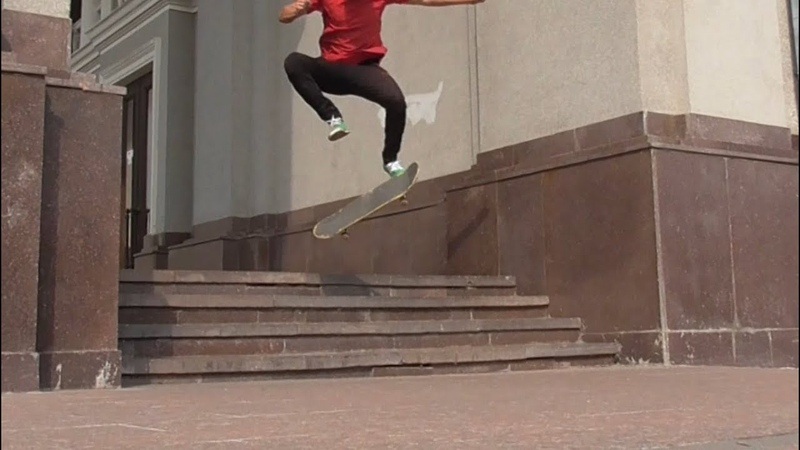 Switch pressure double heel sexchange 4 stairs!(Igor Shtogryn)Василь Зінкевич ти найкращий!
