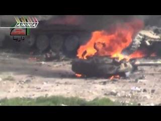 Война в Сирии: откуда у террористов РПГ 29