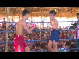 Saw Mwel Aung (Hpa-An) Vs Aung Nay Htoo (Doe့ Yoe Yar)- © 50Media Myanmar Channel