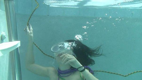 Vk.com underwater fetish