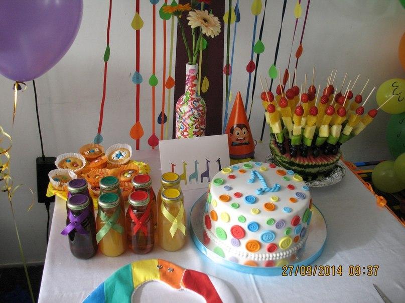 Детский стол на день рождения: 70 фото и 10 подсказок 96