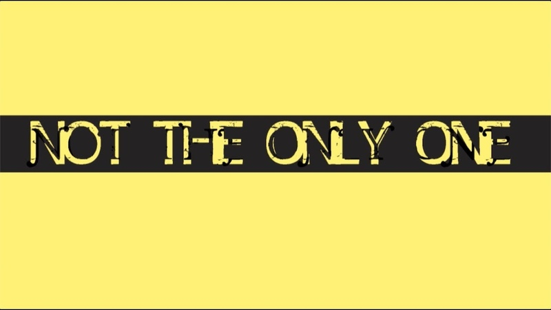 Papa Roach - Not The Only One (Official Lyric Video)
