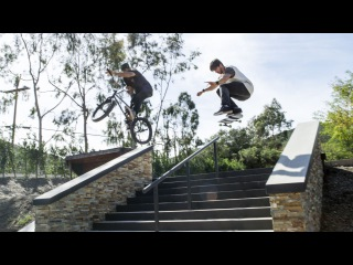 Monster Energy: Two of a Kind - Chris Cole Dakota Roche
