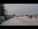 Зимняя Джимхана _ Winter Gymkhana Russia _ Газ М20 Победа 550 л.с. на гусеницах Stalker Truck (1)